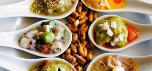 Deleite de la cocina peruana