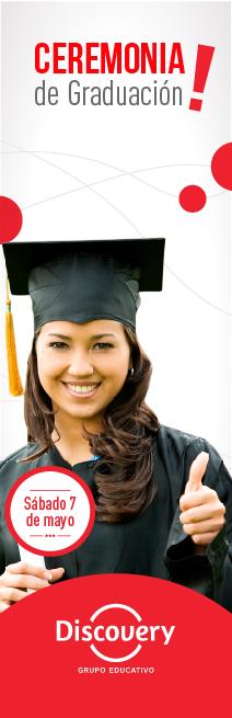 discovery ceremonia de graduación