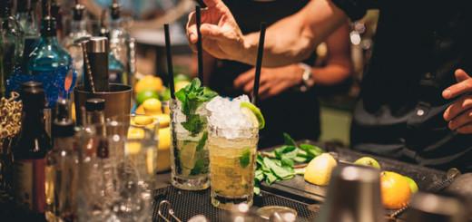 asistente bar puesto bartender