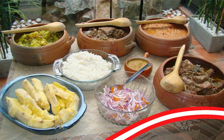 Influencias históricas de la gastronomía peruana