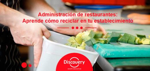 Discovery | Administración de Restaurantes