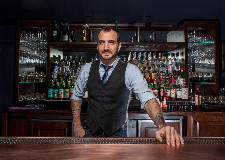 Bartender zen: El estado mental para un gran servicio