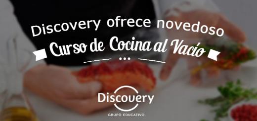 discovery curso cocina al vacio