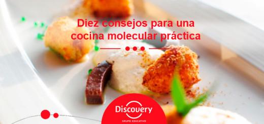 discovery consejos cocina molecular
