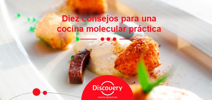 Diez consejos para una cocina molecular pr ctica - Consejos de cocina ...