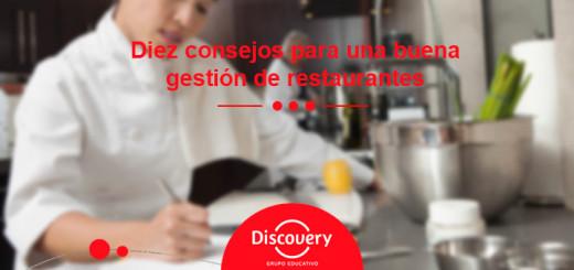 Discovery | Buena Gestión de Restaurantes