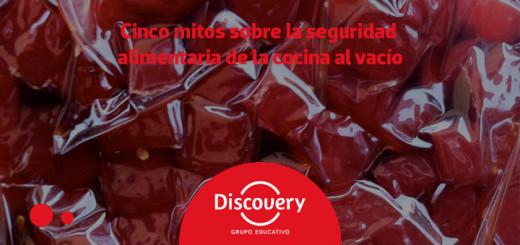 Mitos sellado comida al vacio Discovery