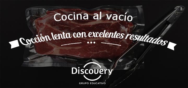 Cocina al vacío: Cocción lenta con excelentes resultados