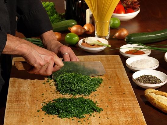 Escuela de gastronomía: Organiza los alimentos con el mise en place