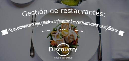 Amenazas en Gestión de Restaurantes - Discovery