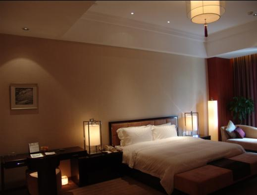 iluminación-habitación-de-lujo Administración de hoteles: Siete comodidades que debe tener una habitación de lujo