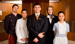 Cinco razones para trabajar en turismo y hotelería