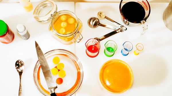 Las siete t cnicas de la cocina molecular m s conocidas for Quimicos para cocina molecular
