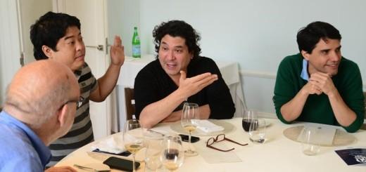 Los mejores chefs del Perú debaten