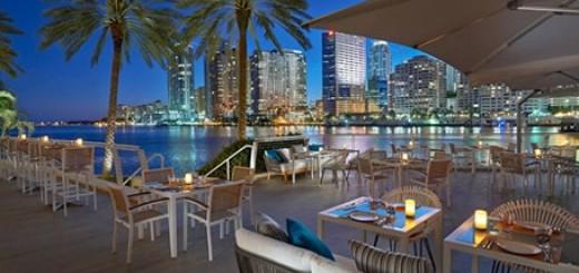 Restaurante peruano en mar Miami