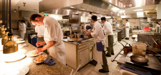 Consejos útiles para tener éxito en la cocina profesional