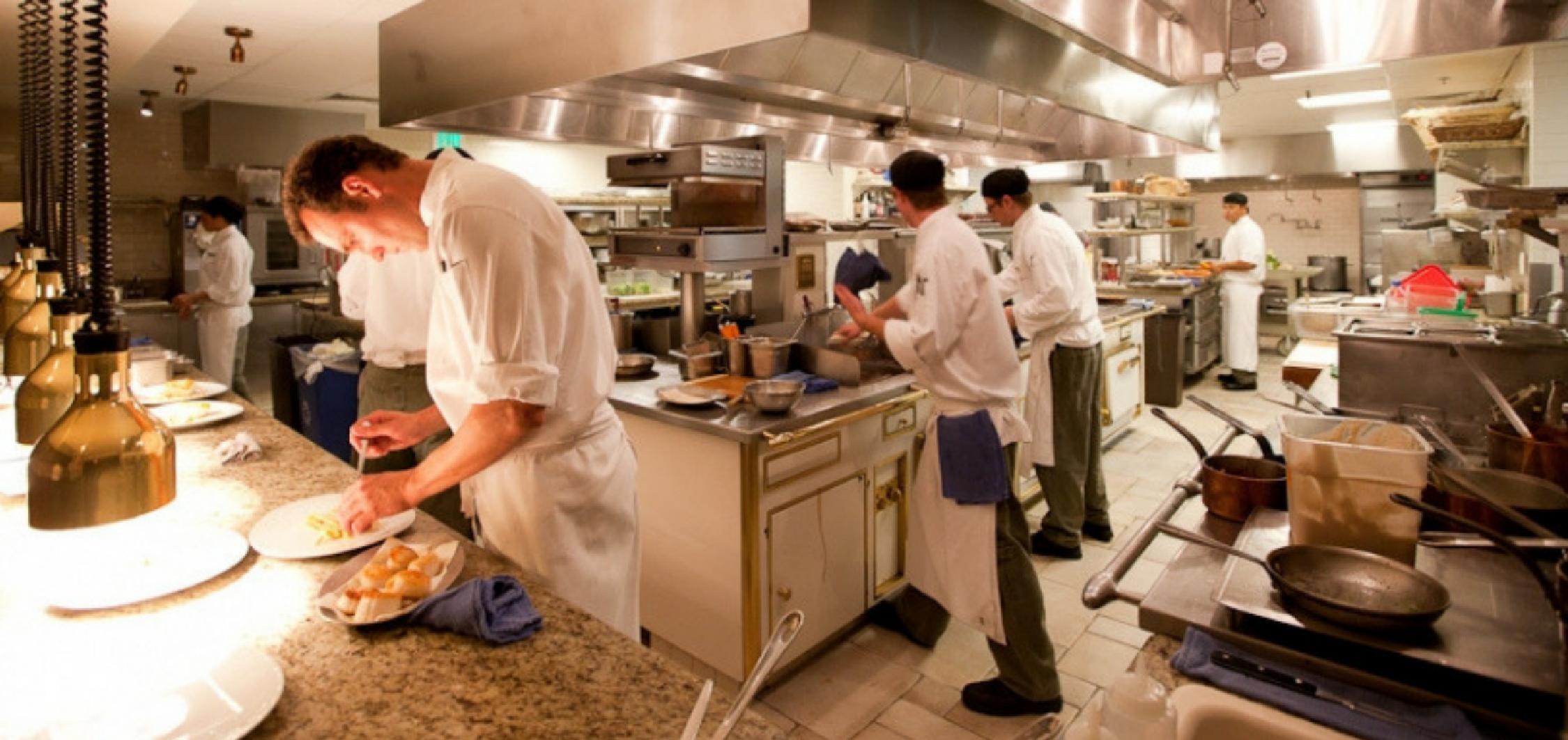 Consejos tiles para tener xito en la cocina profesional for Evolucion de la cocina molecular