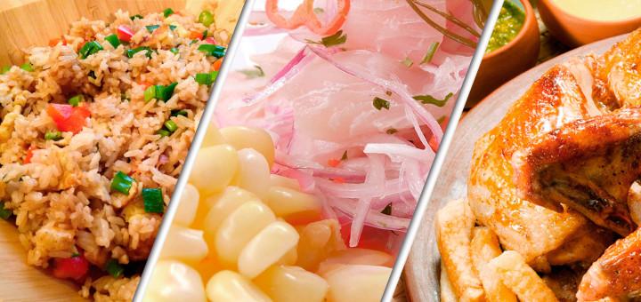 gediscovery gastronomia regiones