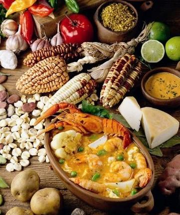 Ingredientes esenciales de la gastronomía peruana - parte 1