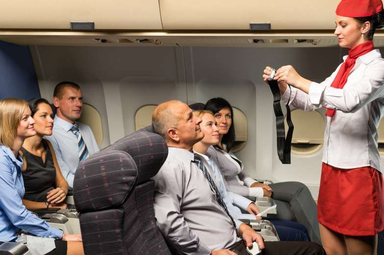 gediscovery-aviacion-comercial-tripulante-cabina-seguridad Principales responsabilidades de un tripulante de cabina