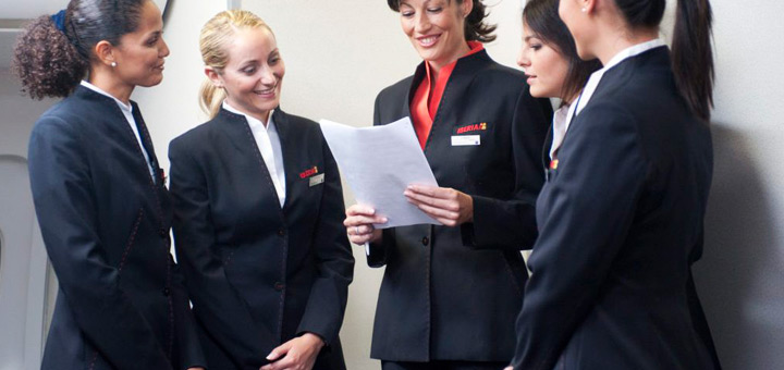 5 consejos para que te conviertas en tripulante de cabina