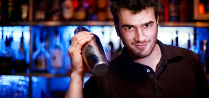 bartender en cruceros