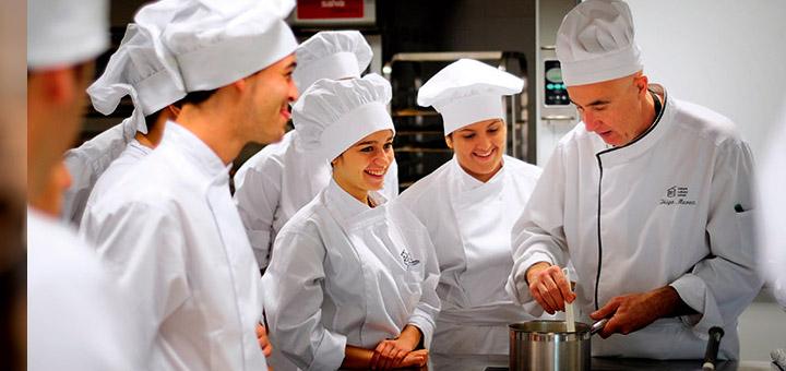¿Cuáles son las grandes ventajas de estudiar gastronomía?