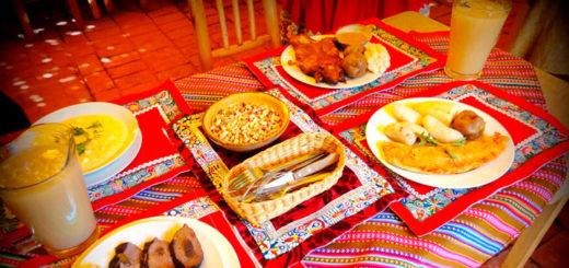 culturas influenciaron gastronomia peruana