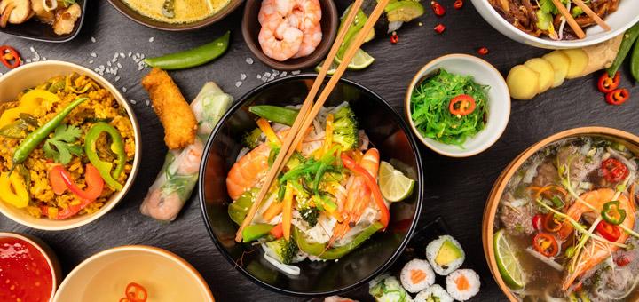 ingredientes esenciales cocina oriental