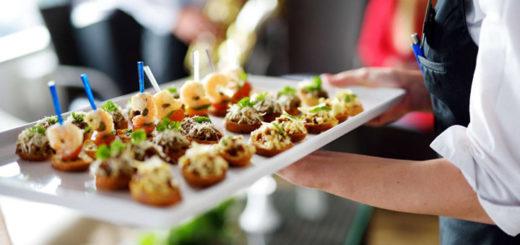 en que consiste catering para eventos