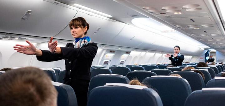 Conceptos básicos que aprenderás en un curso de tripulante de cabina