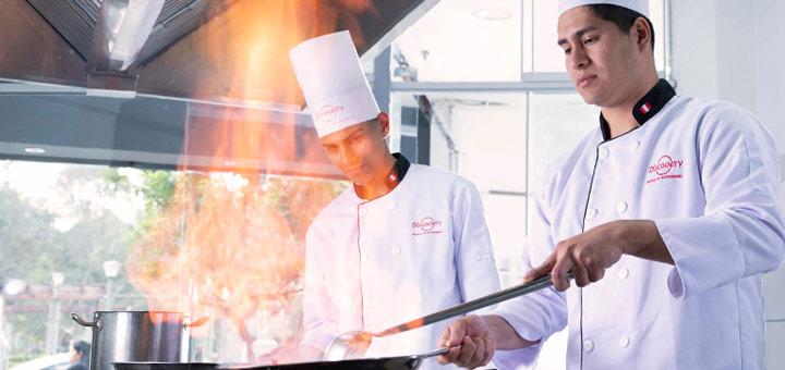ge discovery aprender escuela de gastronomia