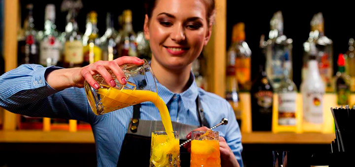 ge discovery trabajo bartenders cruceros