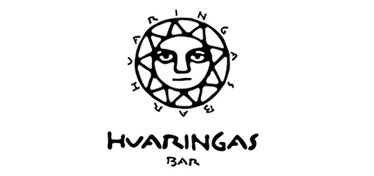 logos 0028 huaringas bar logo side